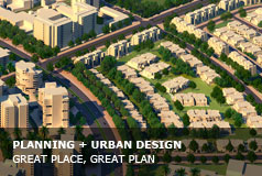 Planning and Urban Design