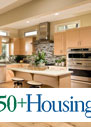 Image for Five Design Pros, Five Locations, Five Questions, Dozens of Trends | 50+ Housing Magazine